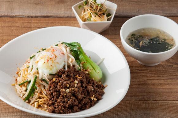 汁なし 坦々麺 1,100円(税込)