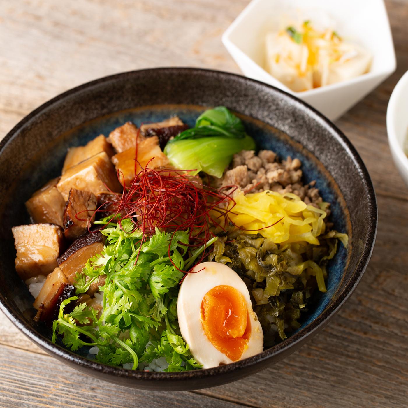 魯肉飯(ルーローハン) 1,200円(税込)